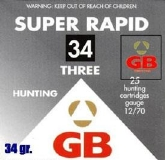 GB SUPER RAPID 34 GR